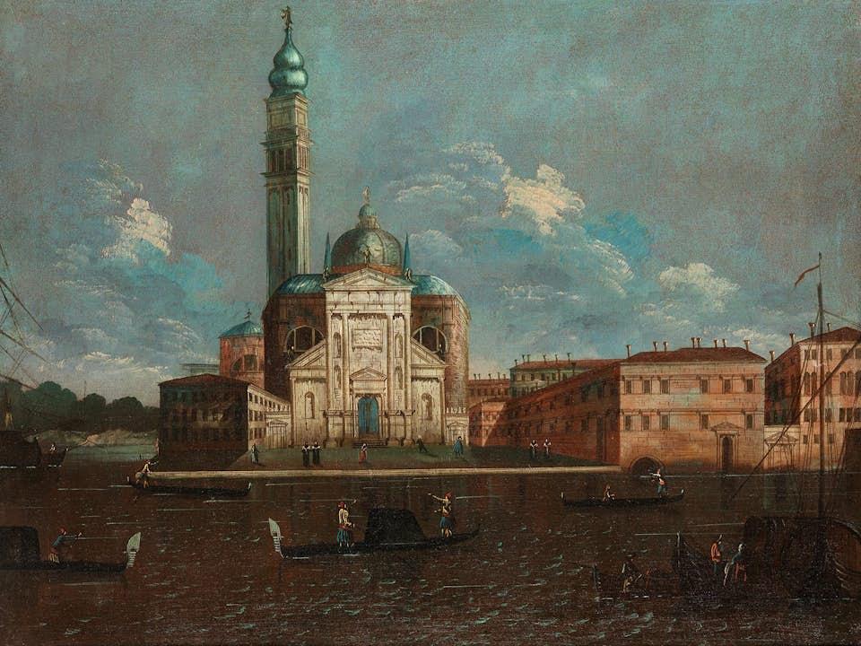 Francesco Tironi, um 1745 Venedig – 1797 Bologna, zug.
