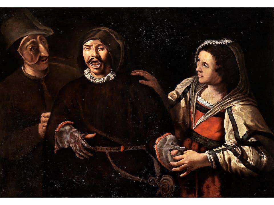 Pietro Paolini, 1603 Lucca – 1681, zug.