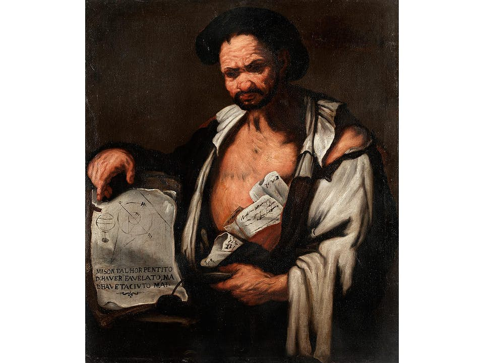 """Luca Giordano, genannt """"Fa Presto"""", 1632/34 Neapel – 1705 ebenda"""