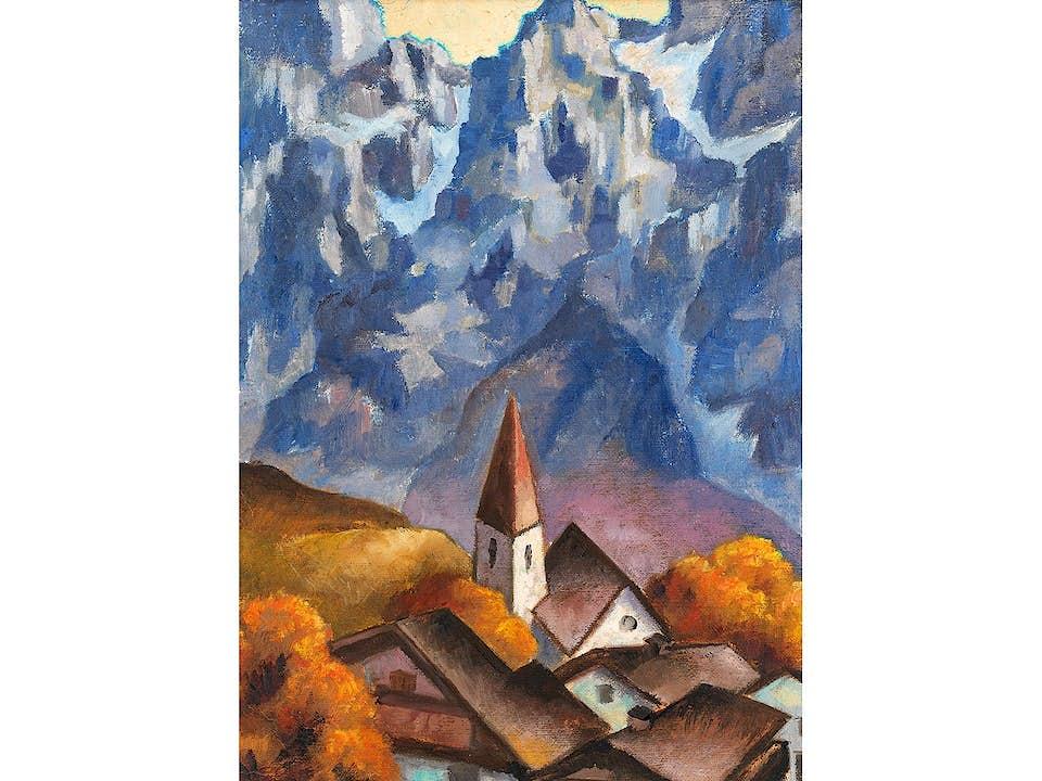 Herbert Gurschner, 1901 Innsbruck – 1975 London