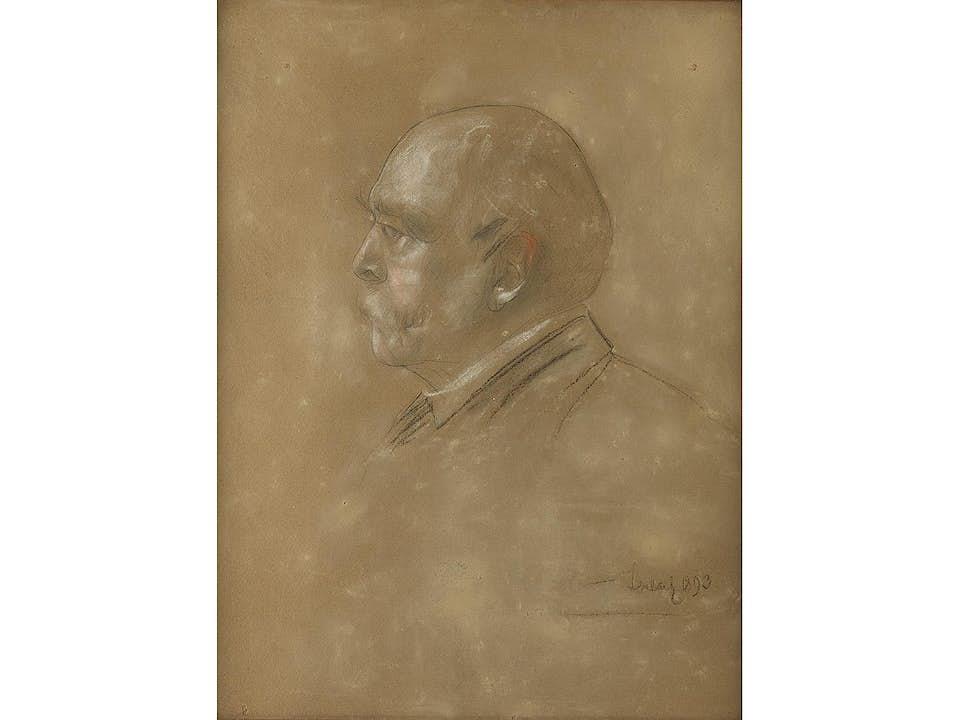 Franz Seraph von Lenbach, 1836 Schrobenhausen – 1904 München