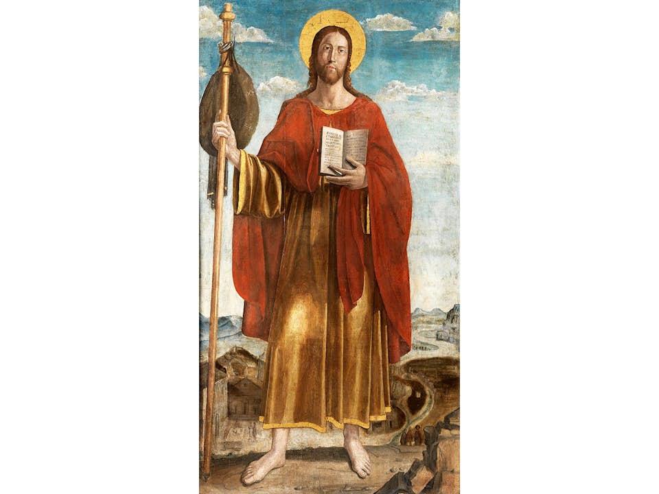Polidoro da Caravaggio, um 1497 - um 1543