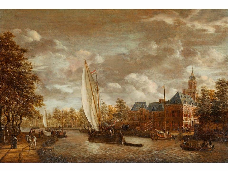 Jacobus Storck, 1641 Amsterdam – um 1692