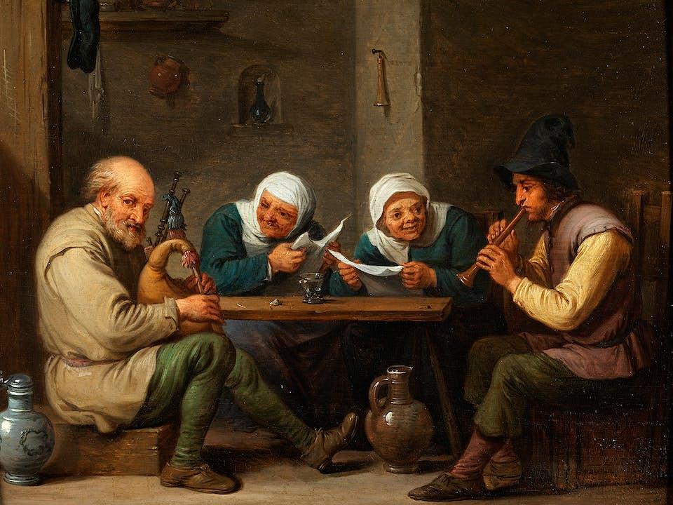 David Teniers d. J., 1610 Antwerpen – 1690 Brüssel, zug./ Umkreis des