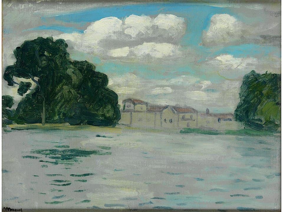 Albert Marquet, 1875 Bordeaux – 1947 Paris