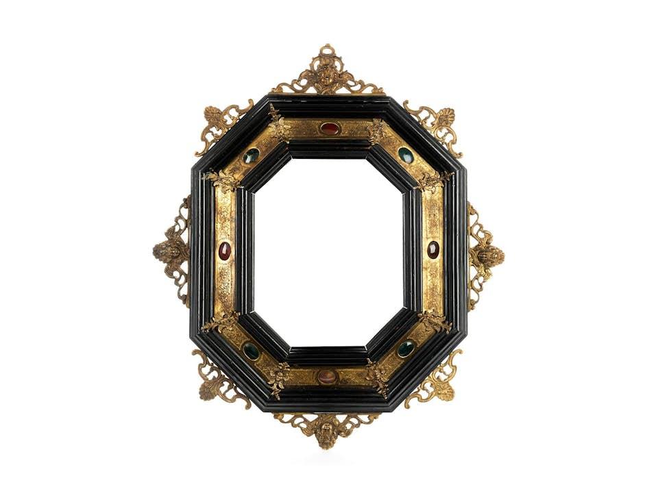 Rahmen im Renaissance-Stil