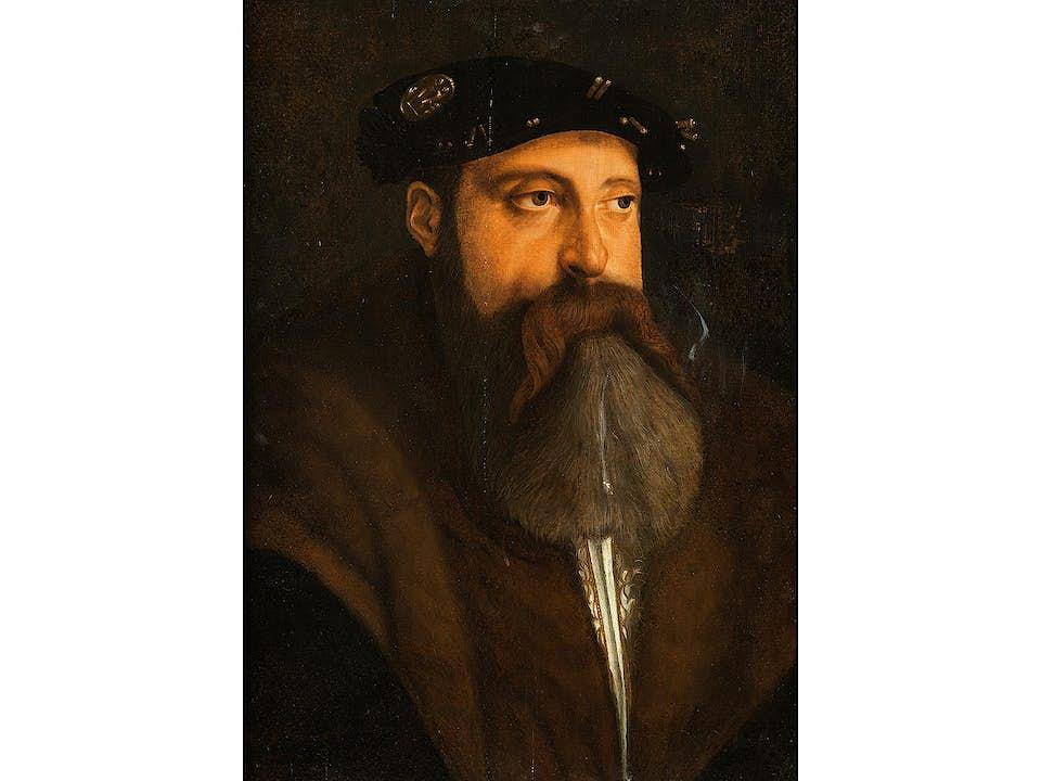 Christoph Amberger, 1500/10 – 1561/62 Augsburg, Kreis