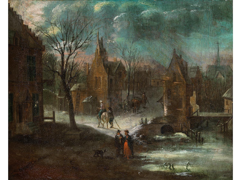Frans de Momper, 1603 Antwerpen – 1660