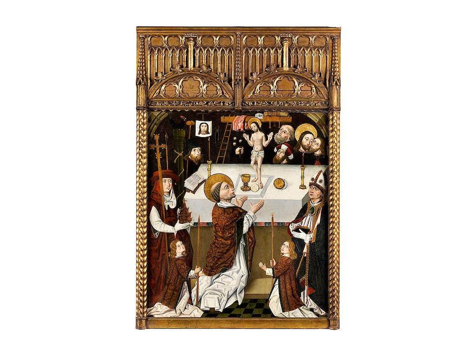 Spanischer Maler des 15./ 16. Jahrhunderts
