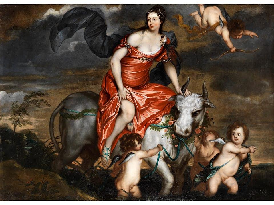 Flämischer Maler des 17. Jahrhunderts/ Umkreis des Jan Mytens, um 1614 – 1670