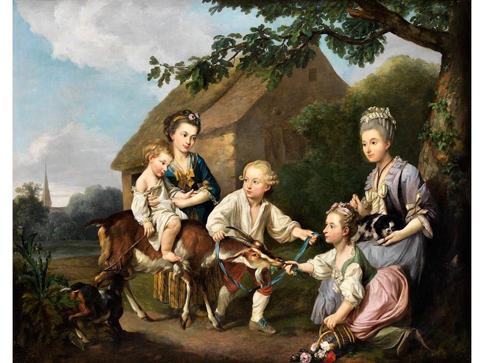 Englischer Maler des 18. Jahrhunderts