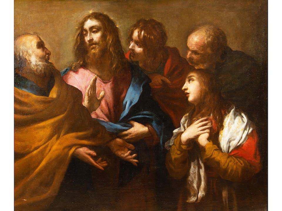 Luciano Borzone, 1590 – 1645