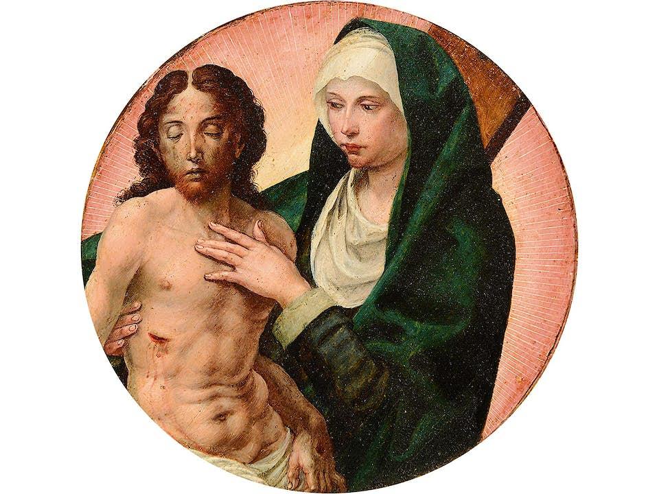 Pieter Coecke van Aelst d. Ä., 1502/07 Aalst – 1550 Brüssel, zug.