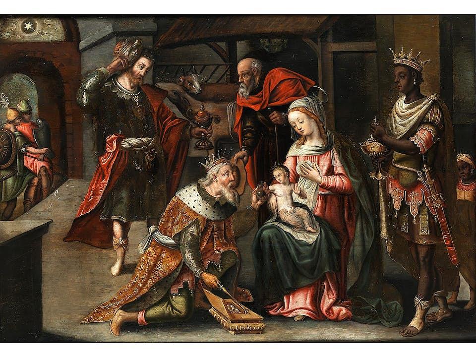 Niederländischer Manierist des 16. Jahrhunderts