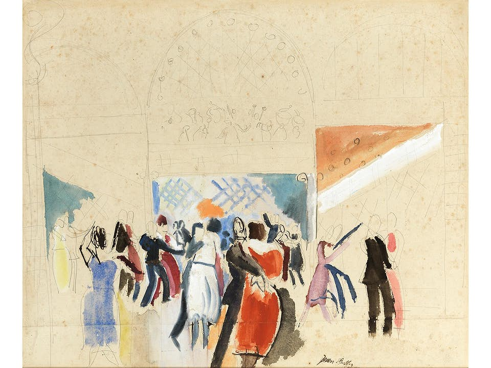 Jean Dufy, 1888 Le Havre – 1964 Boussay