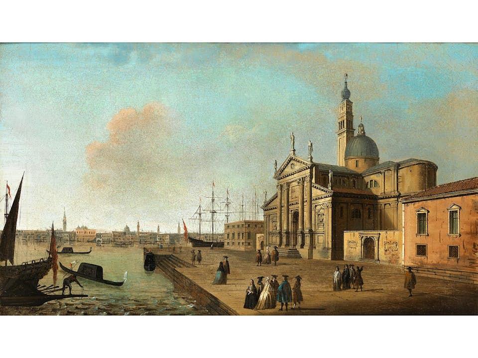 Pietro Bellotti, 1725 Venedig – 1815, zug.