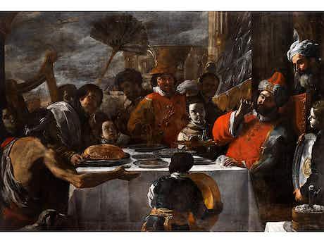 Mattia Preti, 1613 Taverna/Catanzaro – 1699 Valletta/ Malta