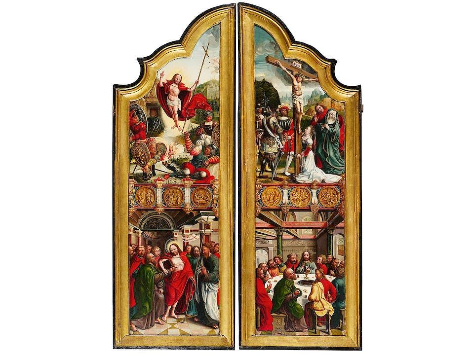 Bernard van Orley, um 1492 – um 1542, Umkreis des