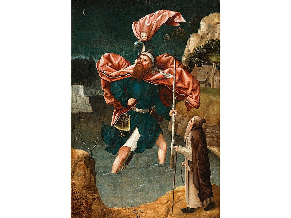 Jan de Beer, um 1480 – um 1528/36, zug.