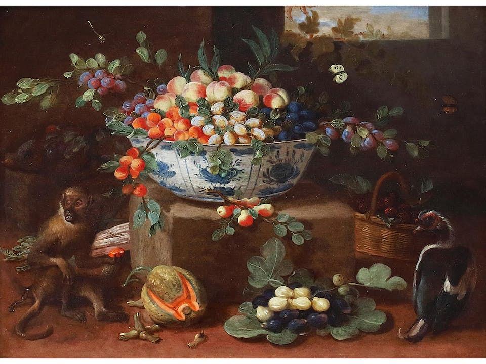 Jan van Kessel d. J., 1654 – 1708