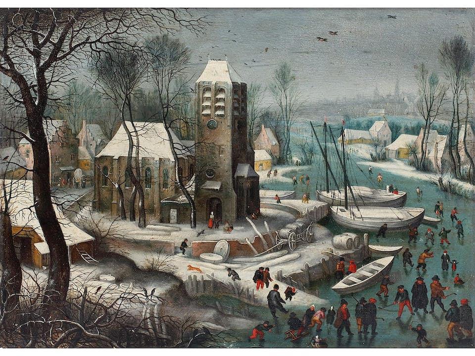 Jacob Savery d. Ä., um 1565 Kortrijk – 1602/03 Amsterdam, zug.