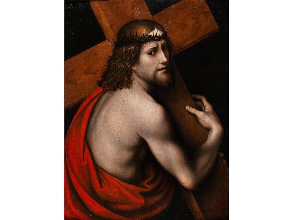 "Giampietrino, eigentlich ""Giovanni Pietro Rizzoli"", tätig 1495 – 1540"