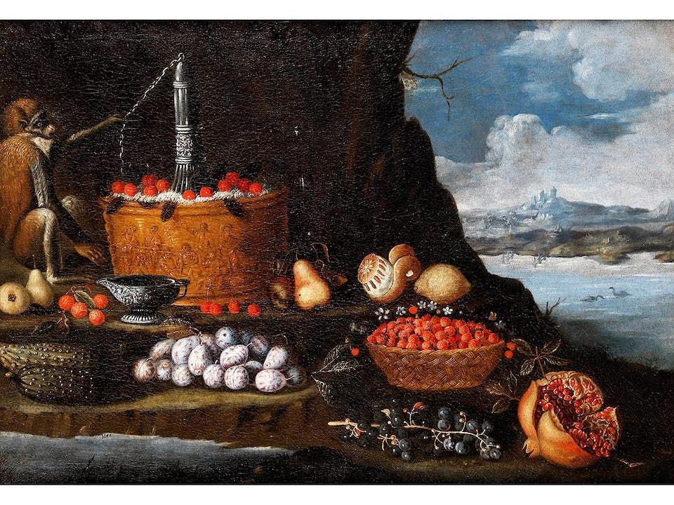 Italienischer Maler des 17. Jahrhunderts, aus dem Kreis des Bartolomeo Bimbi
