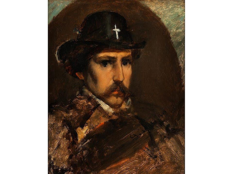 Paul Friedrich Meyerheim, 1842 Berlin – 1915 ebenda