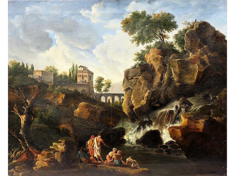 Italienischer Maler des 19. Jahrhunderts