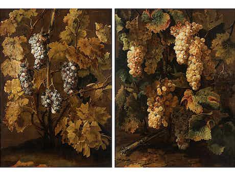 Meister der Acquavella-Stillleben, tätig zwischen 1615 und ca. 1630 in Rom