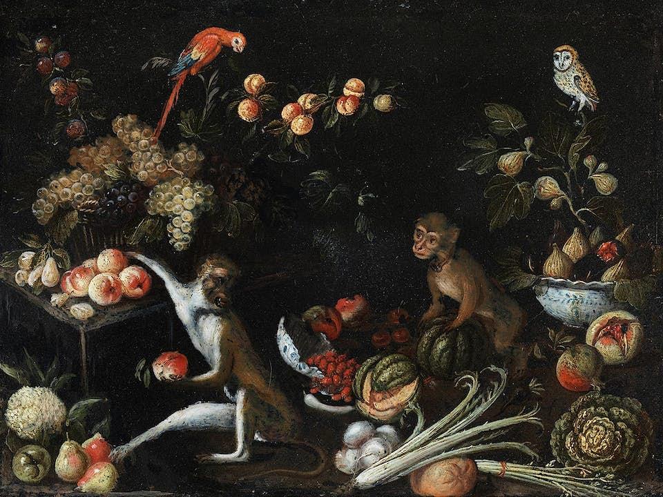 Jan van Kessel d. J., 1654 Antwerpen – 1708 Madrid