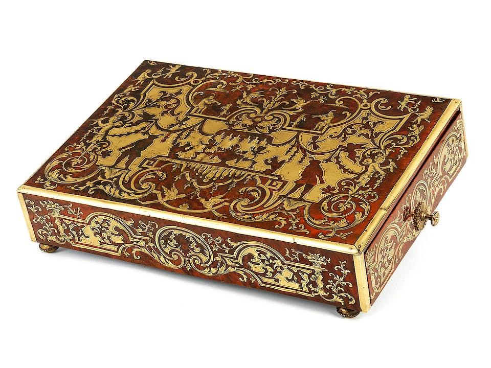 Louis XIV-Boulle-Schreibzeug