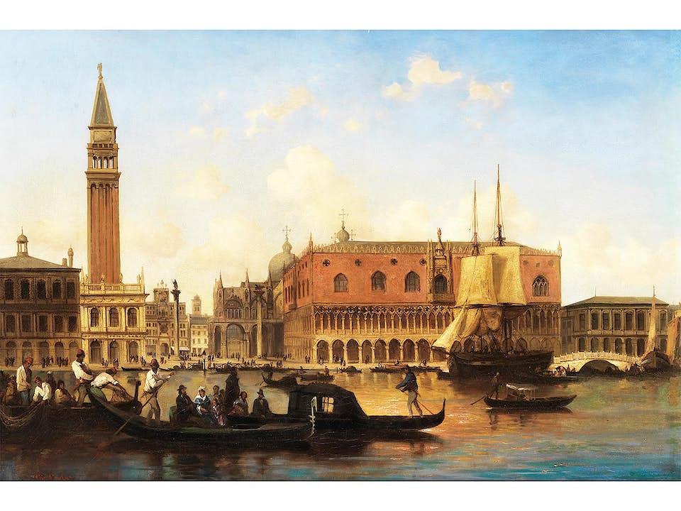 Giovanni Grubacs, 1829 – 1919