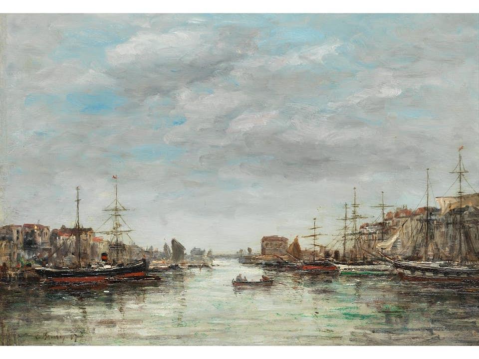 Eugène Boudin, 1824 Honfleur – 1898 Deauville