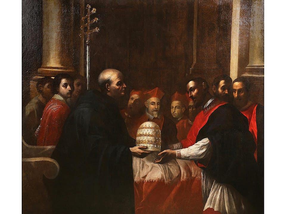 Neapolitanischer Meister des 17. Jahrhunderts