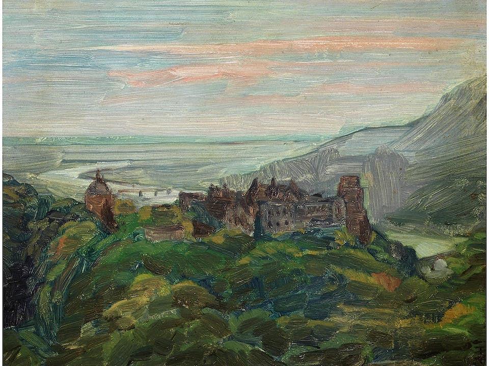 Wilhelm Trübner, 1851 Heidelberg – 1917 Karlsruhe, zug.