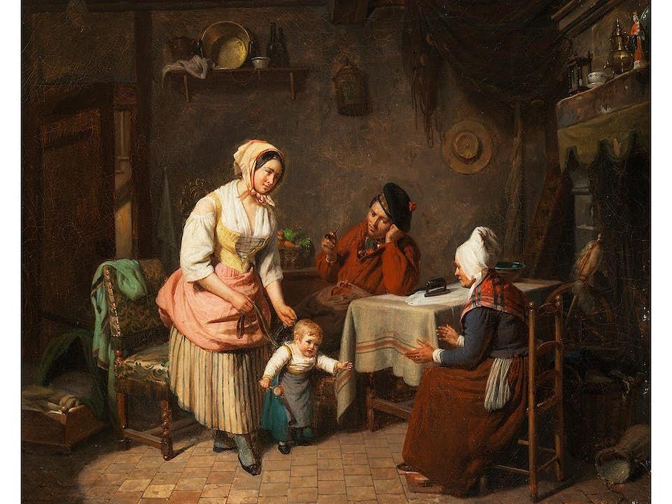 Pierre Duval-Lecamus, 1790 Lisieux – 1854 Saint-Cloud