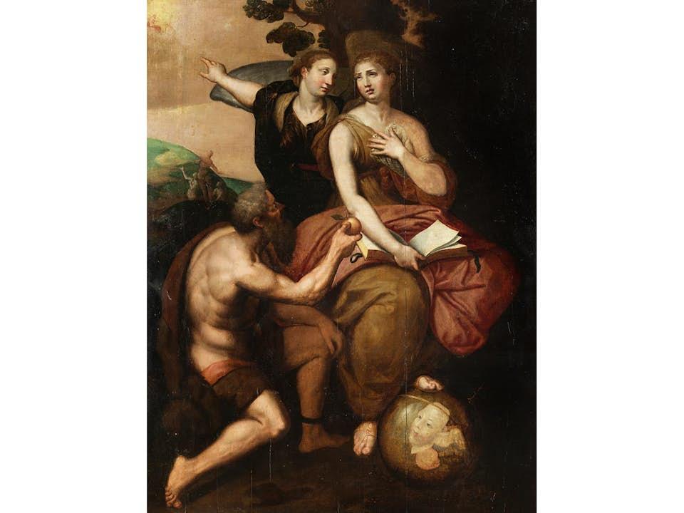 Meister der flämischen Schule des ausgehenden 16. Jahrhunderts