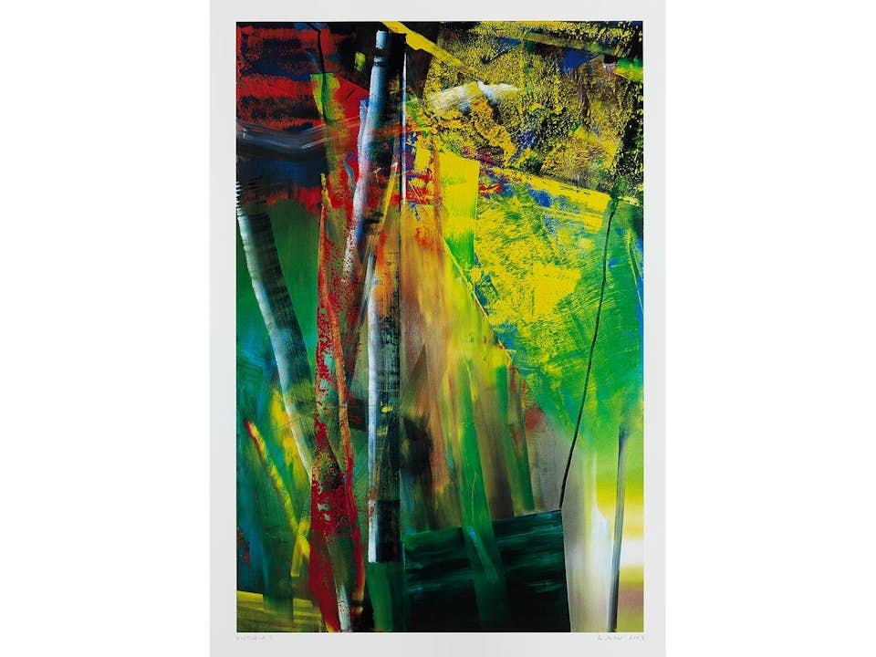 Gerhard Richter, geb. 1932 Dresden