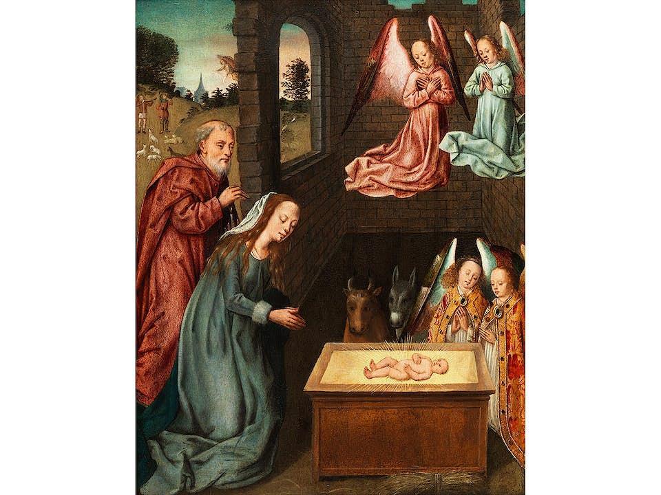 Flämischer Meister des ausgehenden 15. Jahrhunderts, Genter Schule