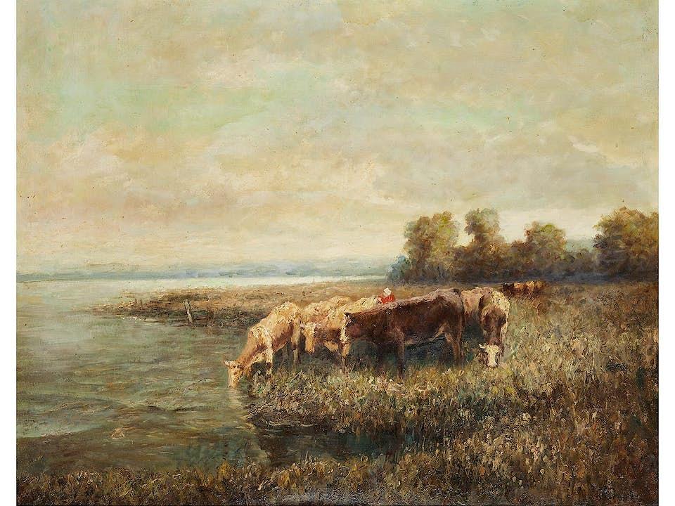 Otto Eduard Pippel, 1878 Lódz, Polen – 1960 Planegg bei München