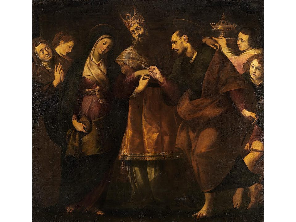 """Giovanni Battista Crespi, auch genannt """"il Cerano"""", 1575 – 1633"""