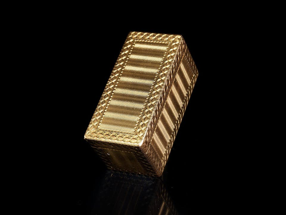 Pariser Golddose