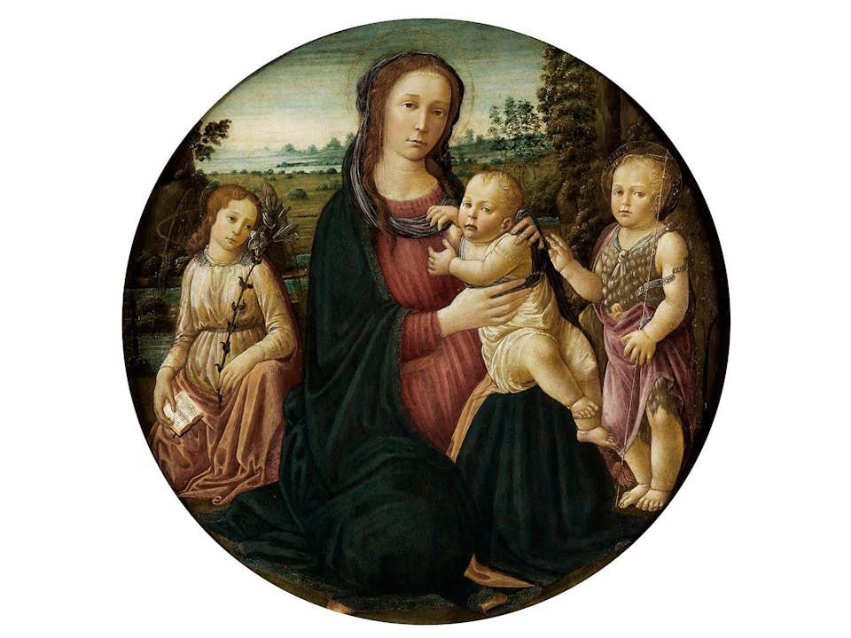 "Jacopo del Sellaio, auch genannt ""Jacopo di Arcangelo"", 1441/42 Florenz – 1493 ebenda"