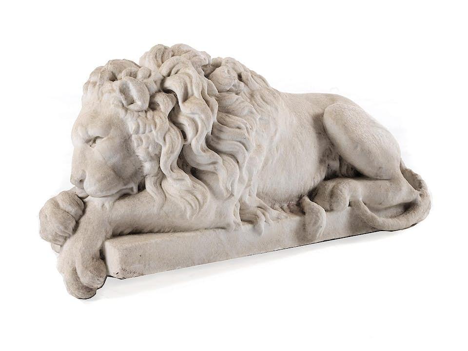 Bildhauer aus der Nachfolge des Antonio Canova, 1757 – 1822