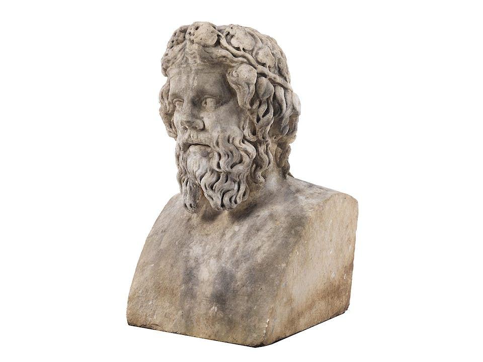Büste des Dionysos
