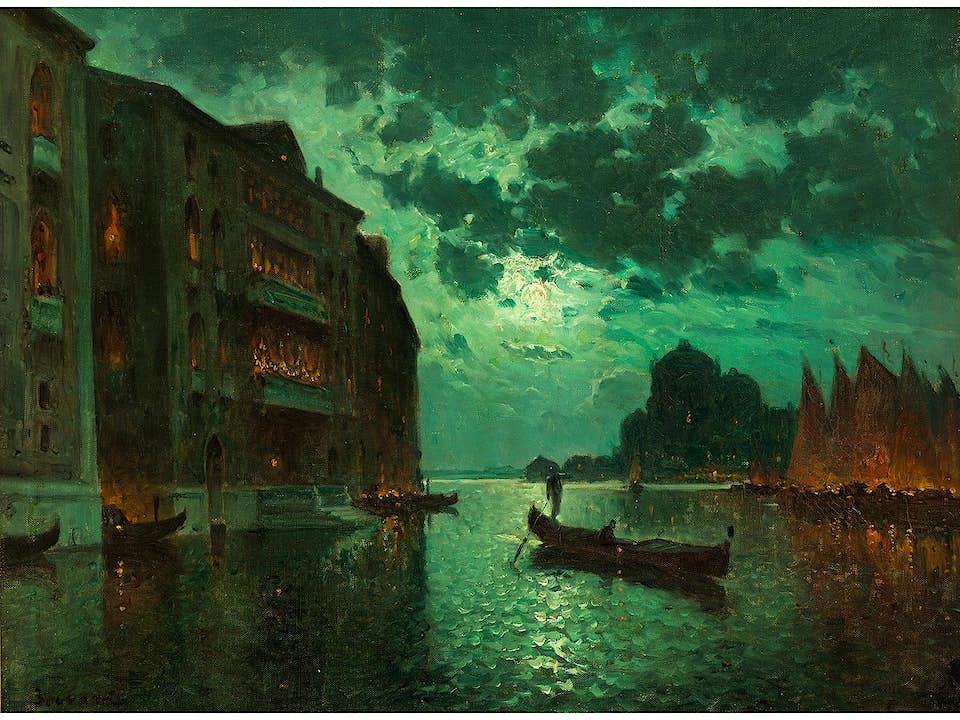 Antoine Bouvard, 1870 – 1955/56
