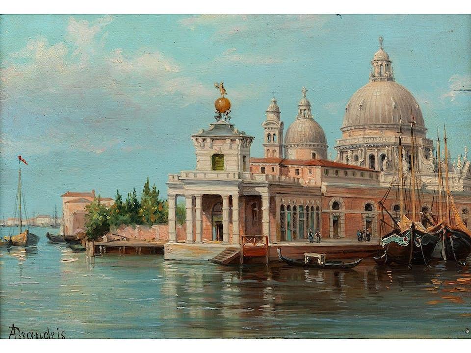 Antonietta Brandeis, 1849 Miscocon, Galizien – 1920/26 Venedig