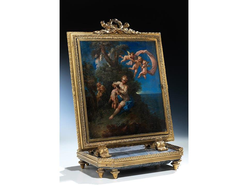 Michele Rocca, 1670/75 Parma – zuletzt 1751 in Venedig nachweisbar