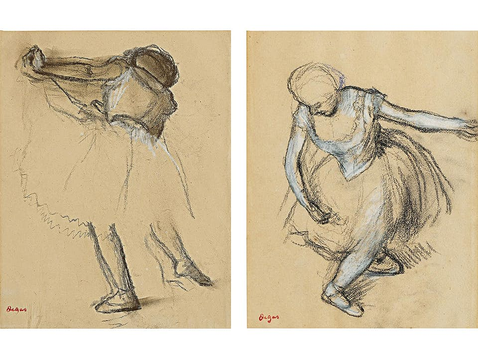 Edgar Degas, 1834 Paris – 1917 ebenda